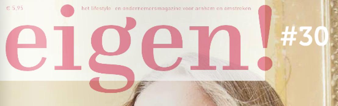 eigen! magazine Arnhem, editie #30